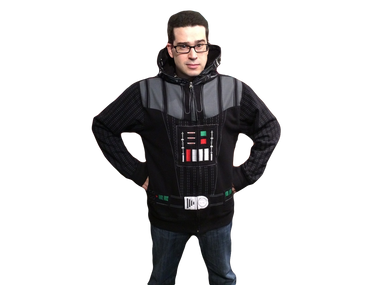 Star Wars Darth Vader Sith Face Hoodie