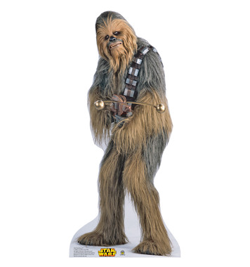 Star Wars Chewbacca Life Size Stand Up