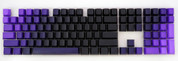 GeekKeys Gradient Purple Side-printed Thick PBT Full Keyset