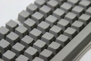 Grey Side-printed PBT 104-Keyset