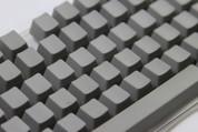 Grey Blank PBT 104-Keyset