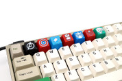Three Beeline  Hand-Crafted Backlit Keycaps Group Buy