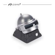 ZOMO PUBG Flip-Front Level 3 Helmet Aluminum Keycap