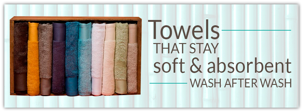 Click here to shop our Bamboo Towels