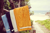 Bamboo Oversized Beach Towel