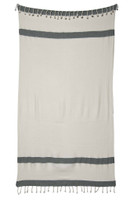 Bamboo Turkish Towel - The Boho Luxe (Olive)