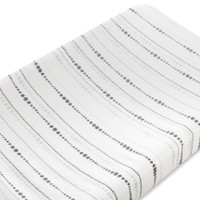 Bamboo Muslin Changing Pad Cover