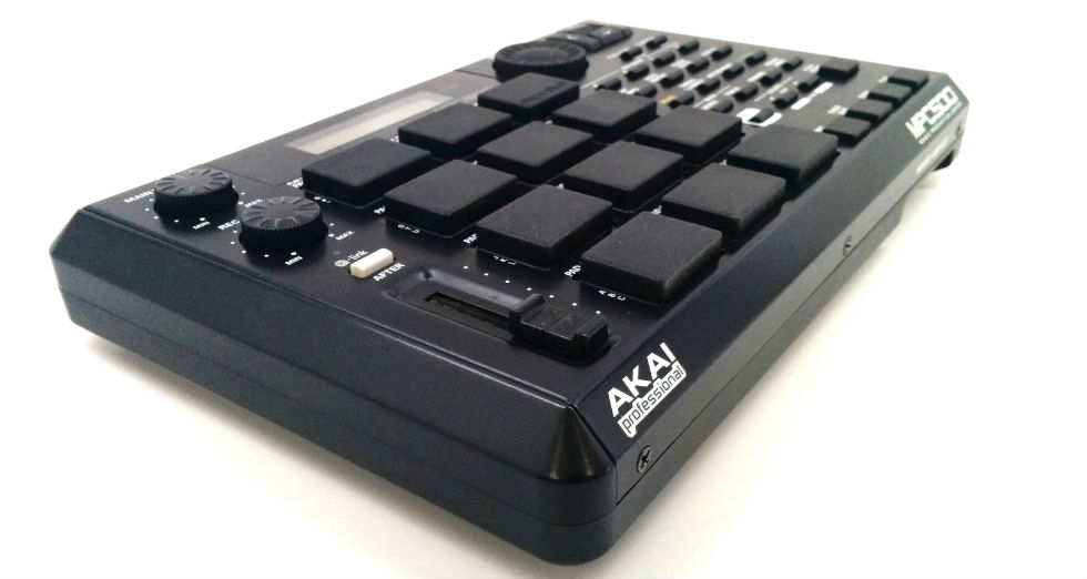 Custom Akai MPC Parts and Buttons