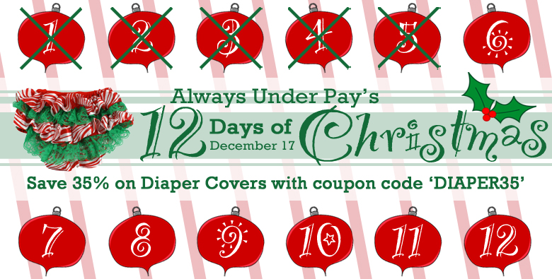 Diaper Cover Bloomer Sale