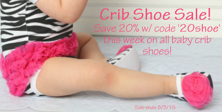 Crib Shoe Sale