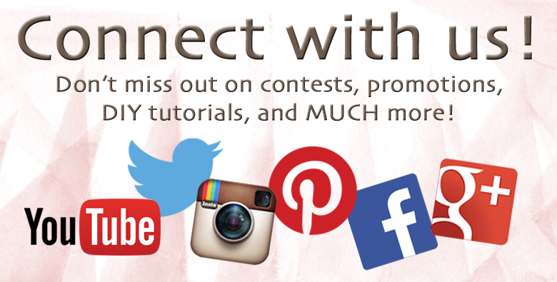 YouTube, Twitter, Instagram, Pinterest, Facebook, Google, Google Plus