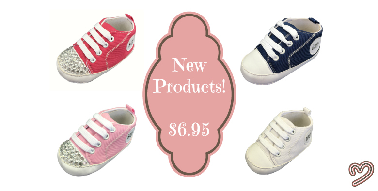 Baby Boy and Girl Sneakers