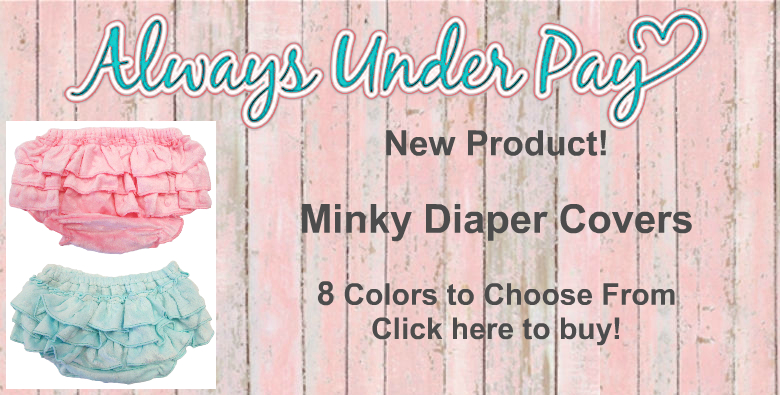Minky Diaper Covers