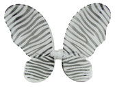 Zebra Butterfly Wings