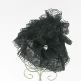 Black Lace Hat