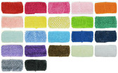 Medium Assorted 2.75 Crochet Headbands