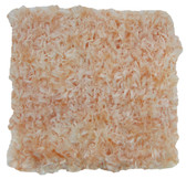 "5"" Peach Chenille Crochet Headbands"