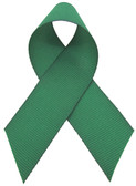 Emerald Green Grosgrain Ribbon