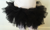 Black Adult Teen Older Girl Organza Tutus