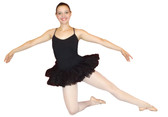 Black Adult Dance Tutu