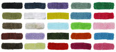 "Assorted 1.5"" Wholesale Crochet Headbands"