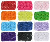 Assorted Crochet Ponytail Holders