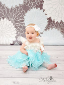 2 Tier Ribbon Lined Dance Tutu