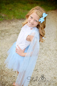 Light Blue Princess Tutu & Cape Set