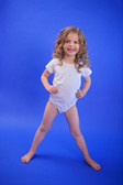 Dance Leotard White