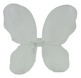 White Butterfly Wings