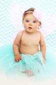 Frozen Ice Baby Tutu Dress