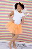 Orange Ballet Tutu Dance Skirts Wholesale