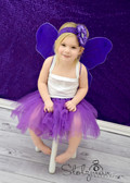 Purple Ballet Tutu Dance Skirts Wholesale