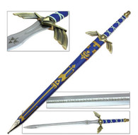 **NEW** Legend of Zelda Skyward Master Sword (Blue)
