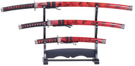 3 Piece Sword Set - YK-58R4