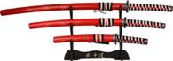 3 Peice Loyal Sword Set
