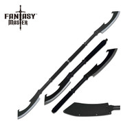 *NEW* Fantasy Master 2 in 1 Wielding Bullnose Machete