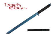 HERO'S EDGE SWORD ANODIZED BLUE