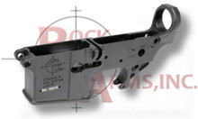 Rock River Arms AR0114RRAPLY Polymer Stripped Lower Receiver with Nut (AR0114RRAPLY)