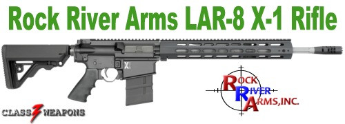 Rock River Arms X308A1751B LAR-8 X-1 .308/7.62 Rifle