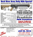 Rock River Arms FE1001 Fred Eichler Signature AWB Rifle 5.56 DAILY RIFLE SPECIAL!