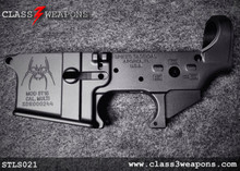 Spikes Tactical STLS019 Spider Stripped Lower Receiver