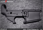 Spikes Tactical STLS016 Calico Jack Logo Stripped Lower Receiver
