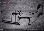 Aero Precision X15 Forged Stripped Lower Receiver