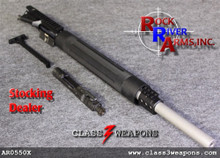 AR0550X Rock River Arms 20 inch Bead Blasted Stainless Bull Barrel A4 Varmint Upper Half 5.56/.223