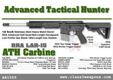 "28706502 AR1560 Rock River Arms ATH Bead Blasted 18"" Barrel"