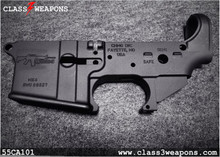 CMMG 55CA101 AR-15 Stripped Lower Receiver