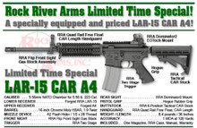30192901 Rock River Arms LAR-15 HS1013 CAR A4