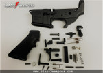 Rock River Arms Stripped Lower Receiver with Single Stage Lower Parts Kit Combo