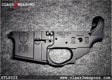 Spikes Tactical STLS022 Crusader Stripped Lower Receiver